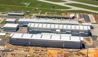 ニュース画像:エアバス、A220アメリカ工場が稼働 ジェットブルー初号機を組み立て