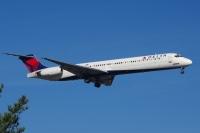 ニュース画像:デルタのMD-88とMD-90、旅客便の最終運航日は6月2日に決定