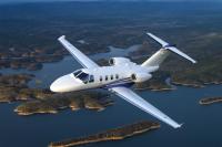 ニュース画像:岡山航空、チャーター運航にサイテーションM2を追加