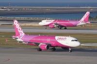 ニュース画像:ピーチ、6月19日に国内全22路線を再開 運休便数は2,000便