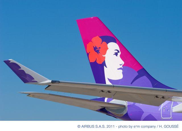 ニュース画像 1枚目:ハワイアン航空 A330-200