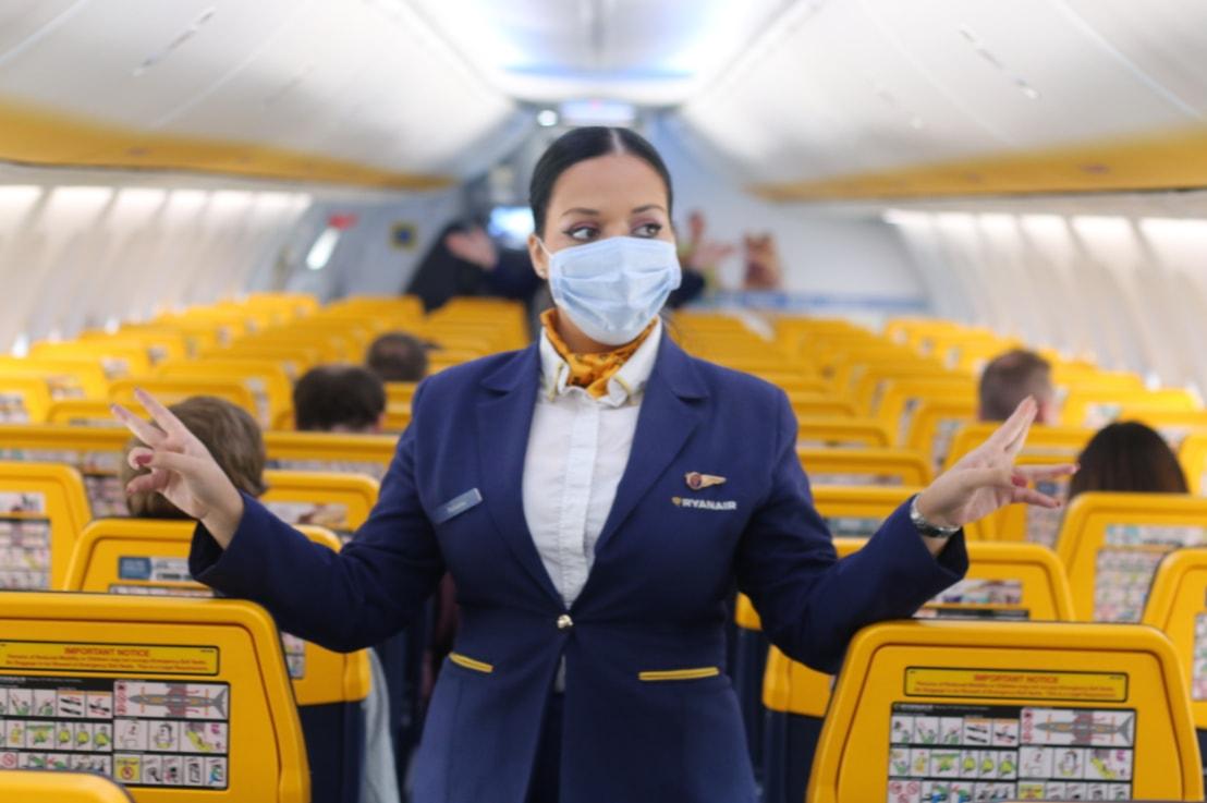 ANA、搭乗客にマスク着用義務化 社会的距離の確保へ協力呼びかけ