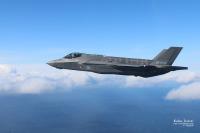 空自F-35A、自動地面衝突回避システムを搭載の画像