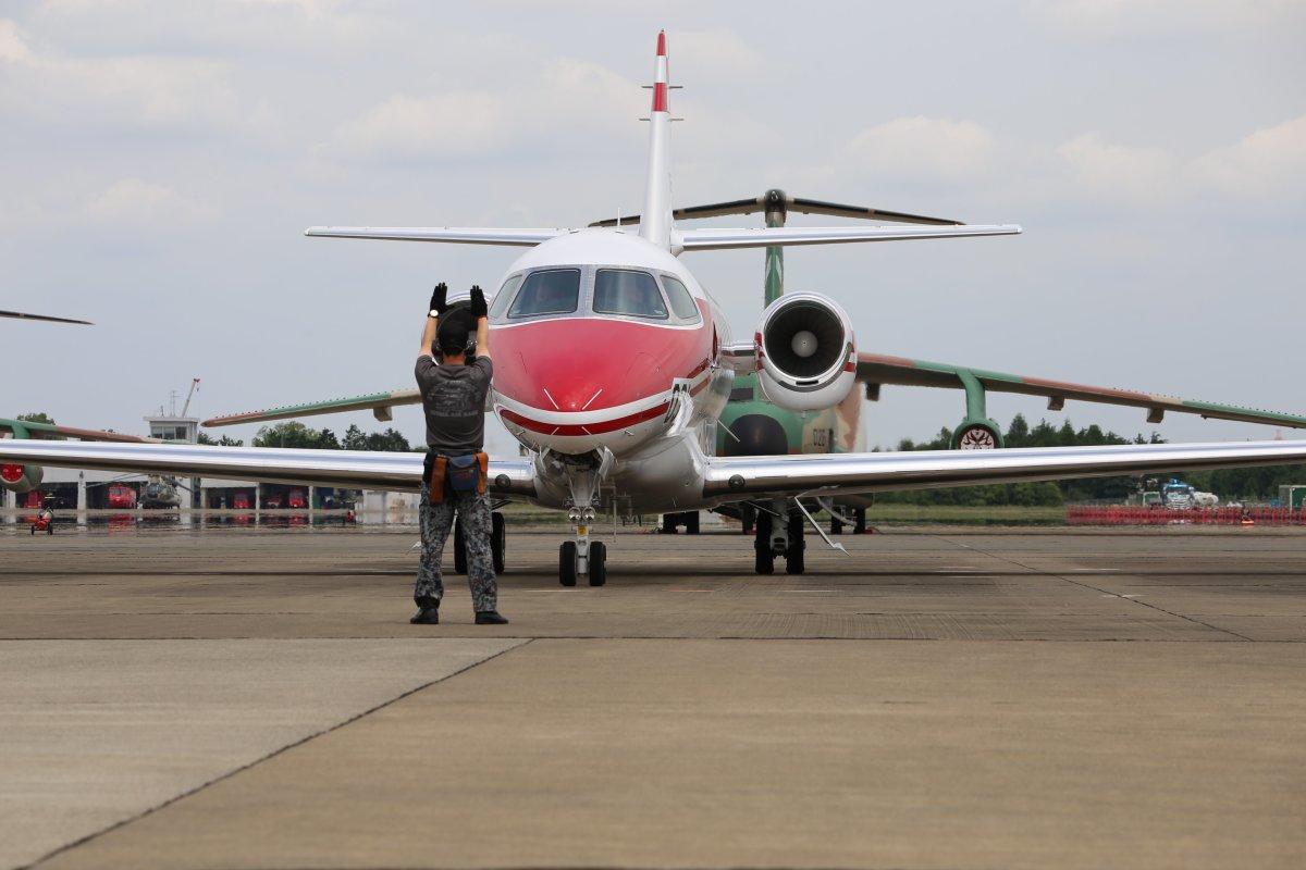 ニュース画像 1枚目:飛行点検機U-680A