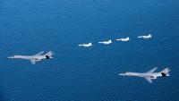 ヨーロッパで大暴れ、可変翼の怪鳥B-1Bランサーの画像