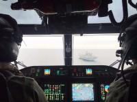 ニュース画像:英海軍コマンドワイルドキャット、クイーン・エリザベスで運用開始