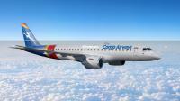 ニュース画像:コンゴ・エアウェイズ、ERJ-175の確定注文をE190-E2に変更