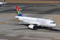 南アフリカ航空、国内線の再開に向け準備 国際線は6月末まで運休延長の画像