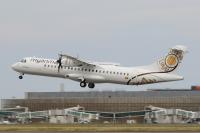 ニュース画像:ミャンマー・ナショナル・エアウェイズ、初のATR 72-600を受領