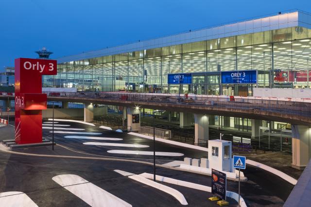 ニュース画像 1枚目: パリ オルリー空港
