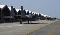 ニュース画像 2枚目:嘉手納基地から中東へ