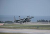 ニュース画像 8枚目:嘉手納基地から中東へ