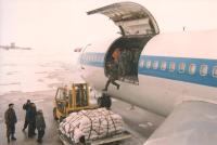 ニュース画像 2枚目:前方の貨物ドア利用