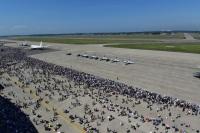 2020年の三沢基地航空祭、開催中止を決定の画像