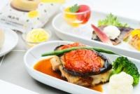 ニュース画像:JAL、6月は高知県産鰻のテリーヌなど旬の素材を使うフレンチを用意