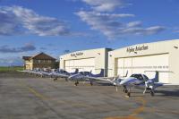 ニュース画像:アルファーアビエィション、福島空港に勤務する飛行機操縦教官を募集