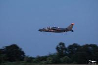 ニュース画像:フランス空軍の戦闘機航空学校、最後の夜間飛行訓練