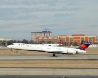 デルタ航空、MD-88とMD-90の定期便運航は今日が最後! の画像
