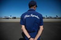 ブルーインパルス、都心以外も飛行へ 全国から要望の画像