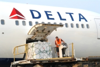 デルタのアメリカ/アジア間の貨物専用便、6月は計週14便を運航の画像