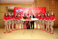 ニュース画像:タイ・ベトジェットエア、AOCを取得 ベトナム首相も式典に来場