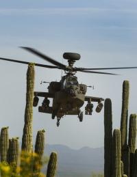 ニュース画像:ボーイング、500機目のAH-64Eアパッチを納入