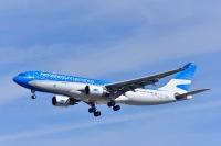 ニュース画像:アルゼンチン航空、医療品輸送で中国から第3弾となる専用貨物便を運航
