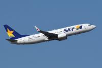 ニュース画像:スカイマーク、6月12日から18日まで15路線462便を運航