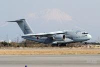 ニュース画像:空自C-2とC-130H、平和維持活動即応能力登録制度に登録