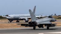 ニュース画像:RAFタイフーンとリーパー、ISIL拠点に空爆