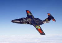 ニュース画像:サーブ、スウェーデン空軍練習機SK60のサポート契約を延長