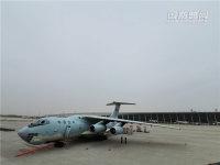 ニュース画像:中国空軍IL-76、医療品を20カ国に空輸