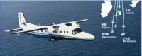 新中央航空、島嶼部路線を7月から増便 調布/新島線は1日最大4往復便の画像