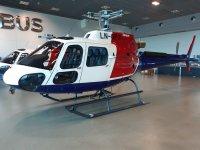ニュース画像:エアバス、感染予防「eデリバリー」でヘリトランスにH125を納入