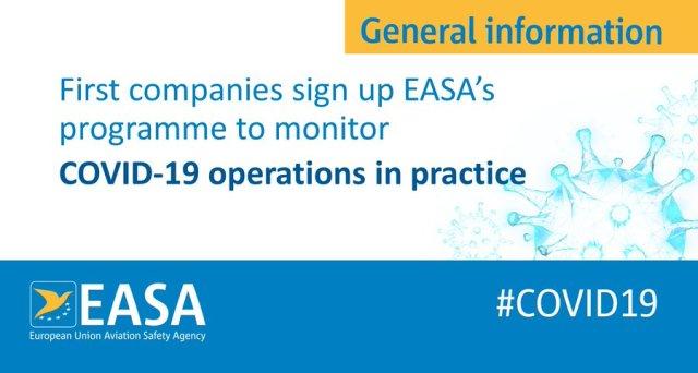 ニュース画像 1枚目:EASAの新型コロナウイルス感染拡大防止対策