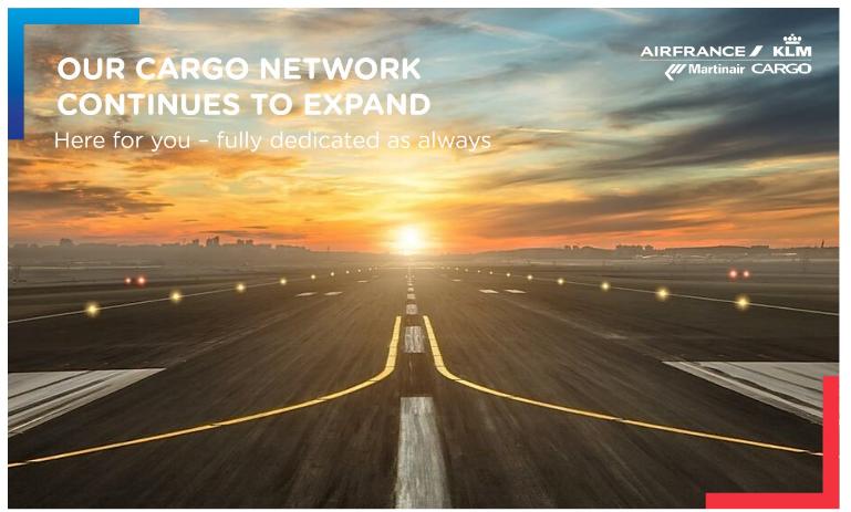 カタール航空が4月の国際線輸送量で世界1位、2位の航空会社の3倍以上
