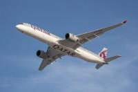 ニュース画像:カタール航空が4月の国際線輸送量で世界1位、2位の航空会社の3倍以上