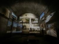 ニュース画像:巨大防空壕内で特別攻撃隊「白鷺隊」の遺書を映像で公開、6月21日から
