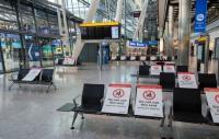 ニュース画像:ヒースロー空港、政府の自主隔離政策の開始で雇用確保が不可能に