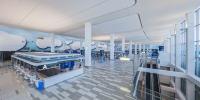 ニュース画像:ユナイテッド、ラガーディア空港ターミナルBの新ロビーを利用開始