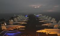 ニュース画像:CVW-8がジェラルド・R.・フォードで試験を開始