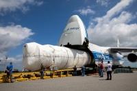 ニュース画像:An-124ルスラン、火星探査機打ち上げのアトラスVを空輸