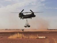 ニュース画像:RAFチヌーク、マリでフランス軍のサポート延長