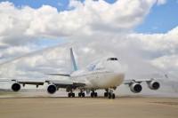 フランスのコルセール、747を完全退役の画像