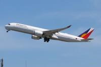 ニュース画像:フィリピン航空のマニラ着便、検疫検査の人数制限で一部便をセブ着に変更