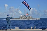 ニュース画像:護衛艦「はるさめ」の帰港日変更、6月19日に佐世保基地に入港