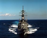 ニュース画像:護衛艦「たかなみ」、中東方面での情報収集活動を終え6月30日に帰港