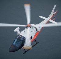 レオナルド、仏病院から救急医療サービス用にAW109トレッカー受注の画像