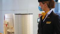 ニュース画像:ルフトハンザドイツ航空、夏休みを前に感染拡大防止で衛生基準を強化