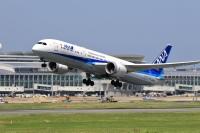 ニュース画像:ANA国内線、7月は11,907便を運航 減便は12,227便